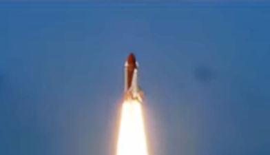 ROCKET NASA SCREEN SHOT