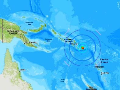 SOLOMON ISLANDS - 11-16-18