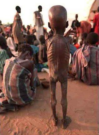 FAMINE SUDAN