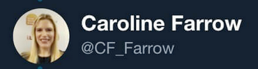 CAROLINE FARROW