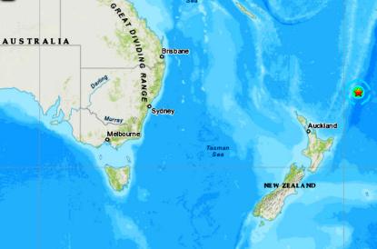 KERMADEC ISLANDS 3-6-19