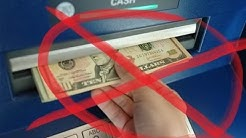 MONEY FROZEN