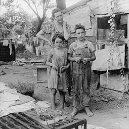 POOR IN AMERICA