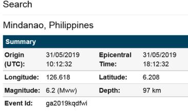 2 PHILIPPINES - 5-31-19