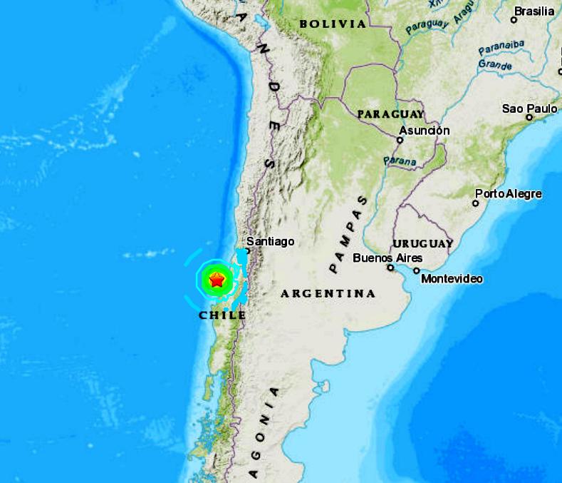 CHILE - 9-29-19