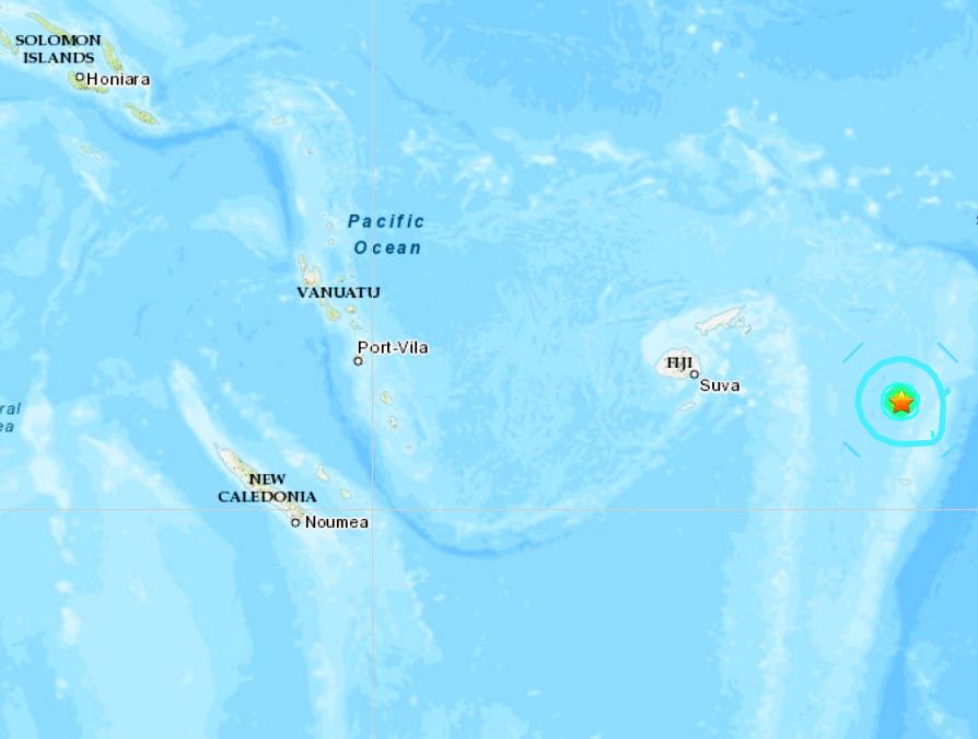 TONGA ISLANDS 11-11-19