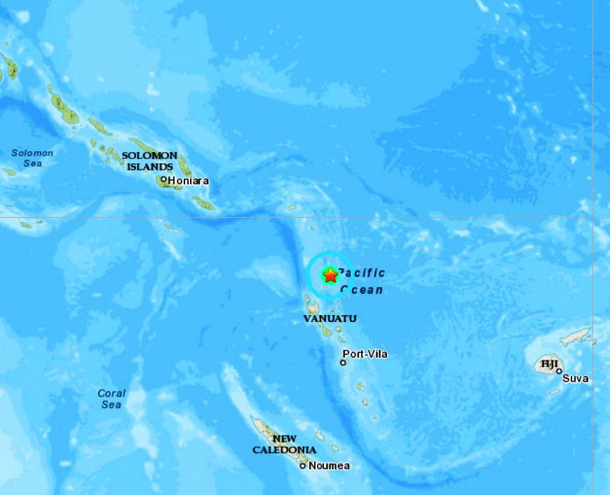 VANUATU ISLANDS - 11-5-19