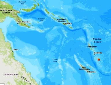 VANUATU ISLANDS - 12-4-19