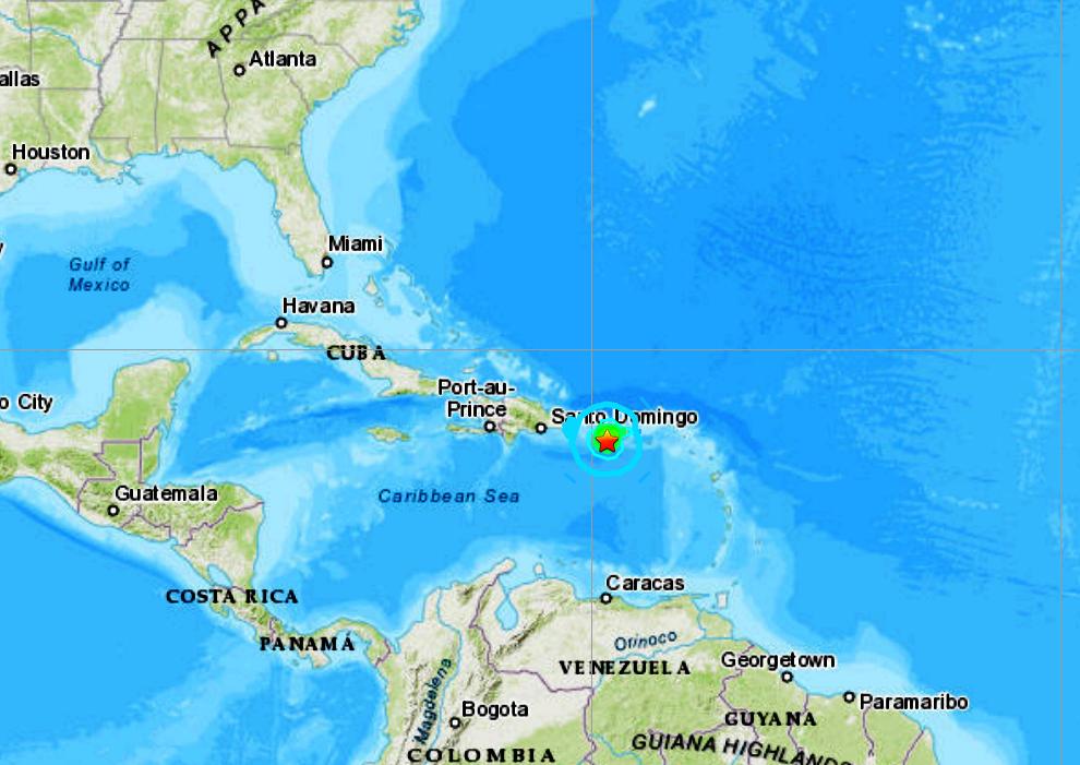 PUERTO RICO 1-7-20