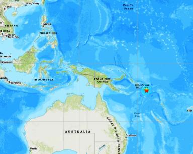 SOLOMON ISLANDS 1-27-20