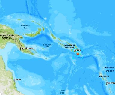 SOLOMON ISLANDS - 1-29-20