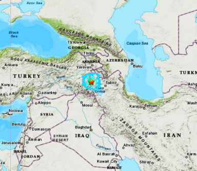 1 TURKEY-IRAN BORDER REGION 2-23-20