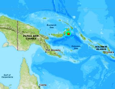 PAPUA NEW GUINEA - 2-9-20