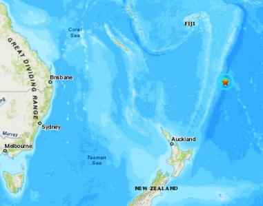 KERMADEC ISLANDS REGION - 3-14-20