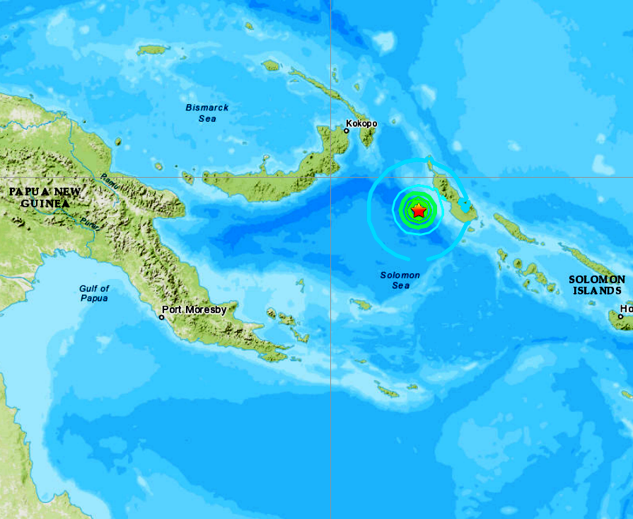 SOLOMON ISLANDS 4-25-20