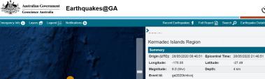 2 KERMADEC ISLANDS REGION - 5-28-20
