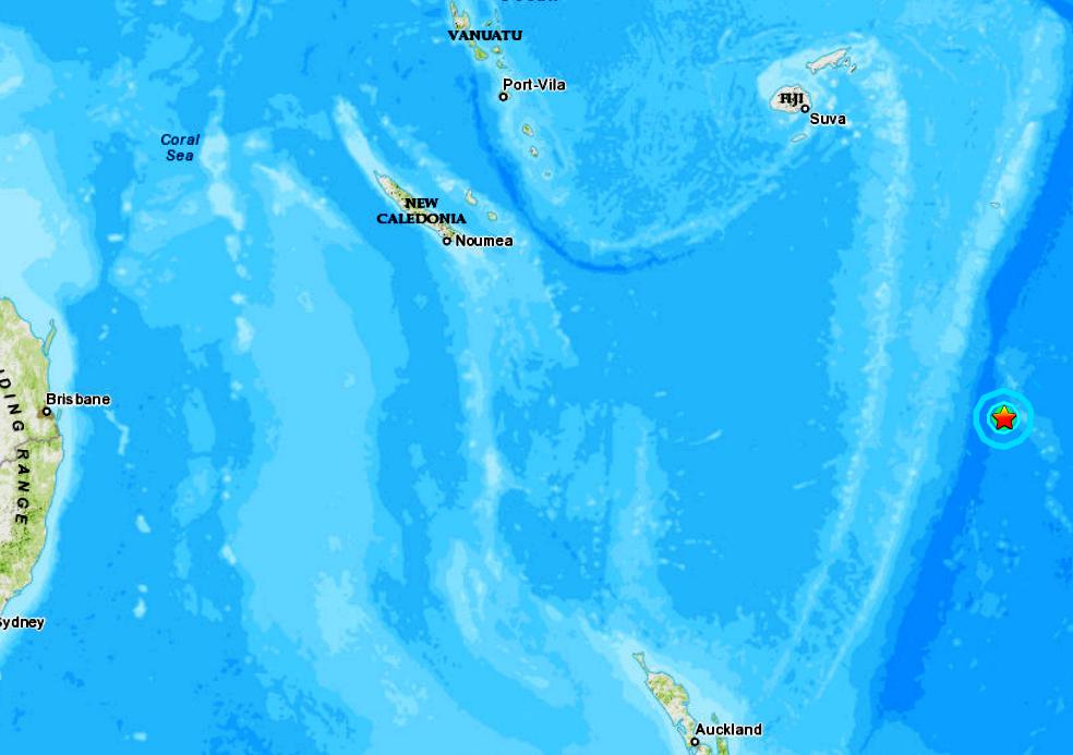 KERMADEC ISLANDS REGION - 5-28-20
