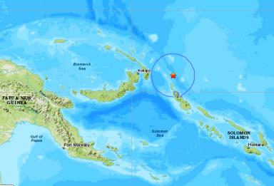 PAPUA NEW GUINEA - 5-7-20