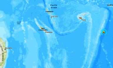 TONGA ISLANDS REGION - 5-28-20
