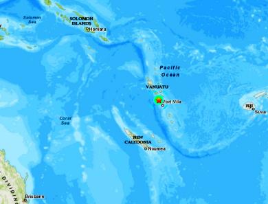 VANUATU ISLANDS - 5-27-20
