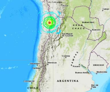CHILE - 6-3-20