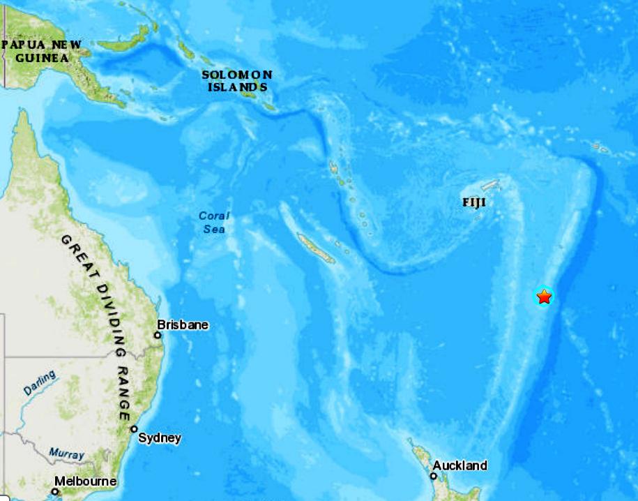 FIJI ISLANDS - 6-3-20