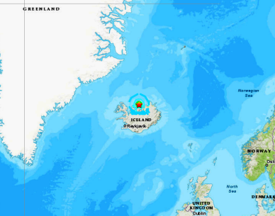 ICELAND - 6-20-20