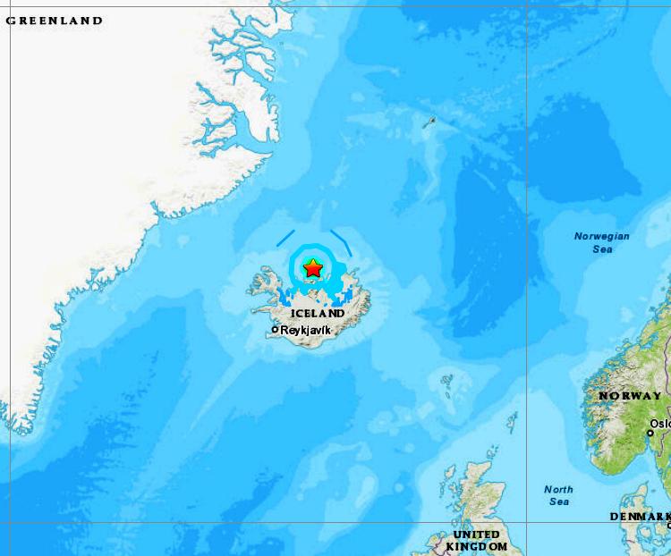ICELAND - 6-21-20