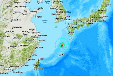 RYUKYU ISLANDS JAPAN - 6-13-20