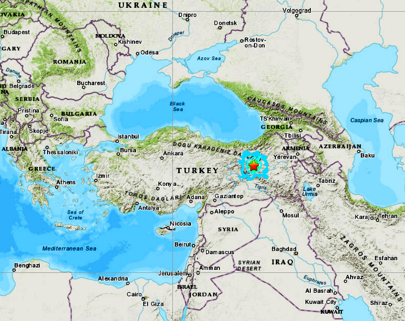 TURKEY - 6-14-20