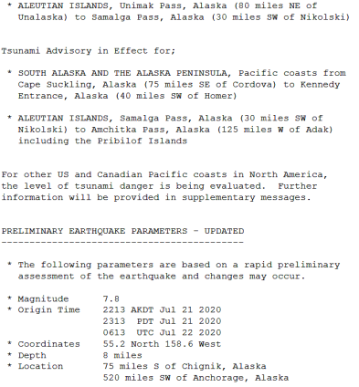1 PTWC ALASKA - 7-22-20