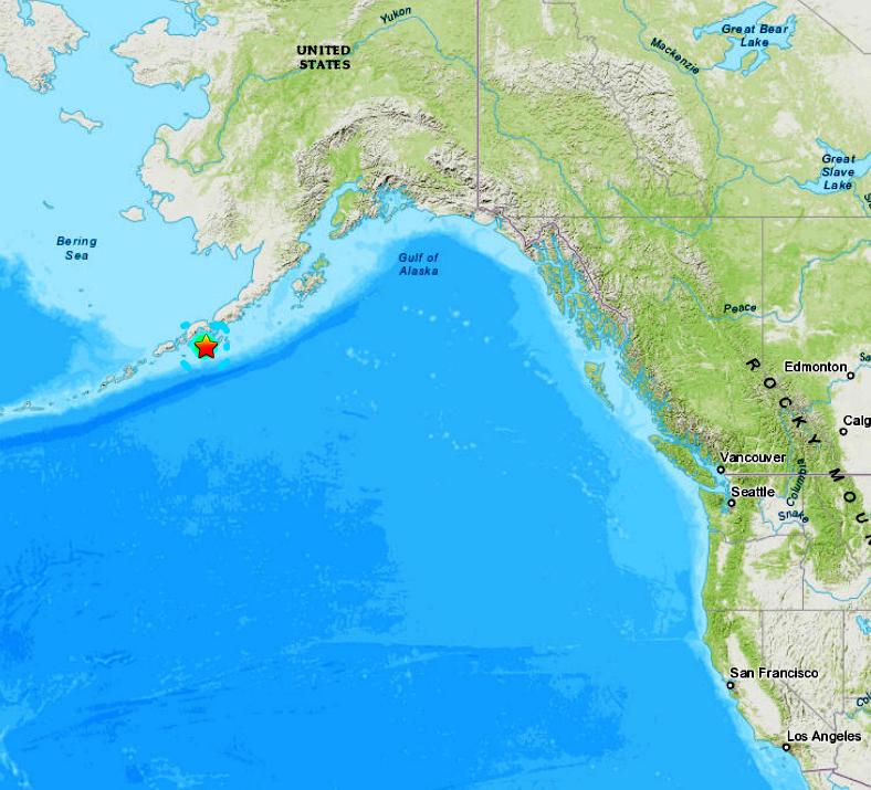 ALASKA PENINSULA - 7-28-20