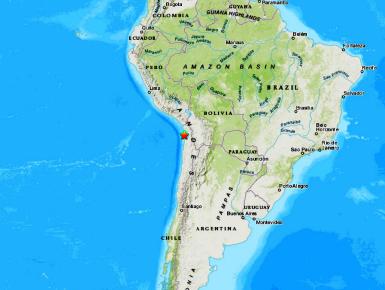 CHILE - 7-17-20