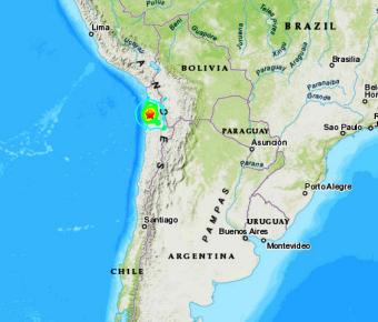 CHILE - 9-11-20