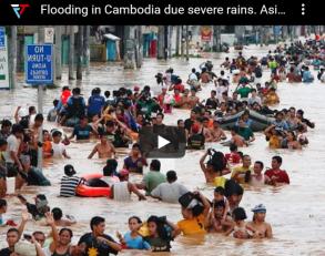 CAMBODIA FLOODS