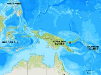 PAPUA NEW GUINEA - 10-1-20
