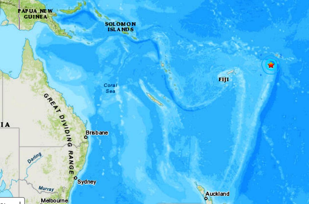TONGA ISLANDS - 10-25-20