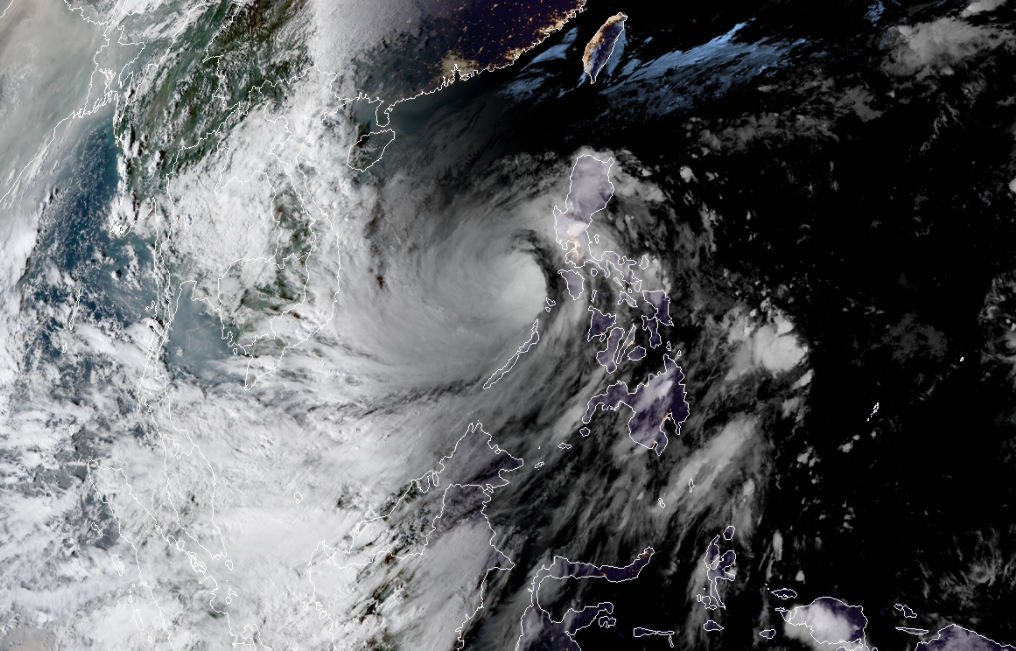 TYPHOON MOLAVE