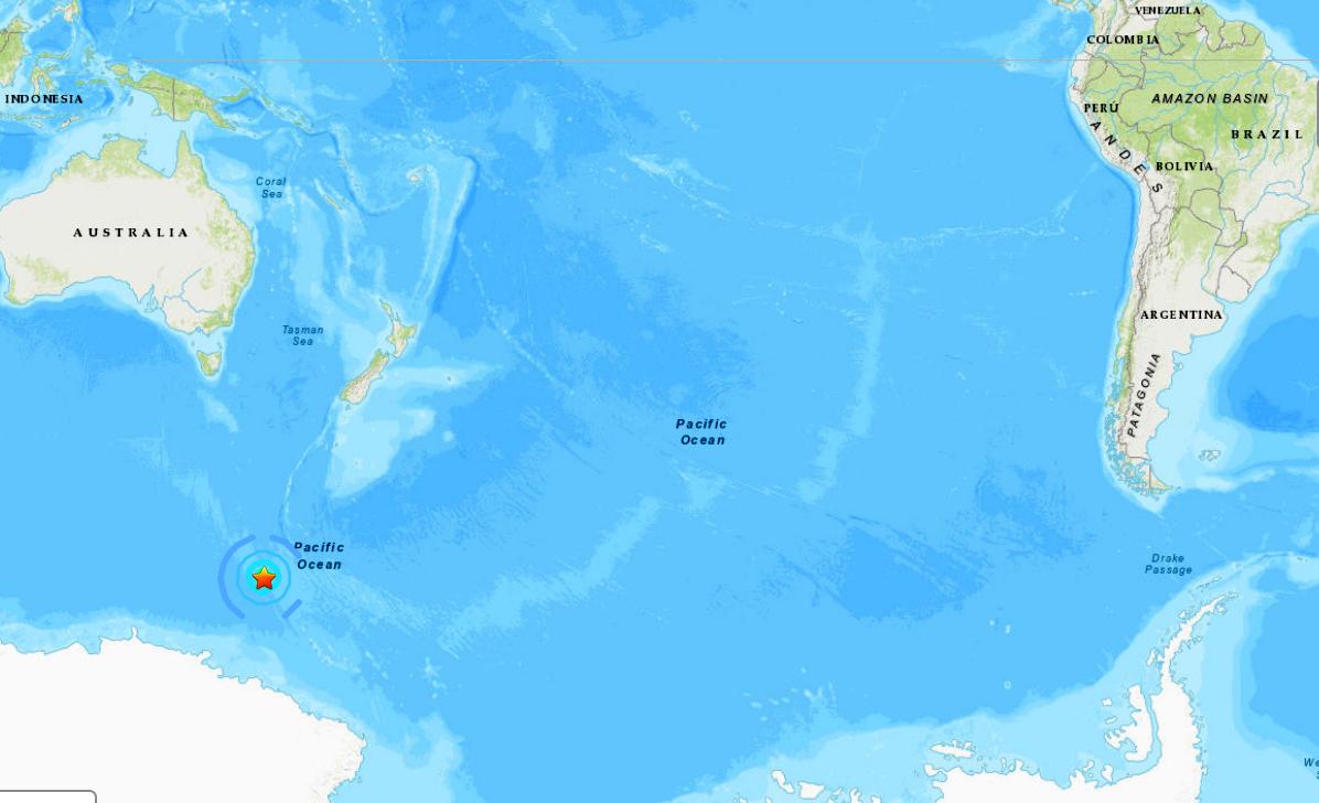 BALLENY ISLANDS - 11-25-20