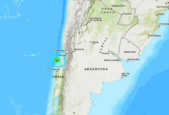 CHILE - 11-22-20