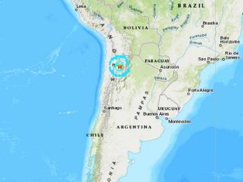CHILE - ARGENTINA - 11-30-20