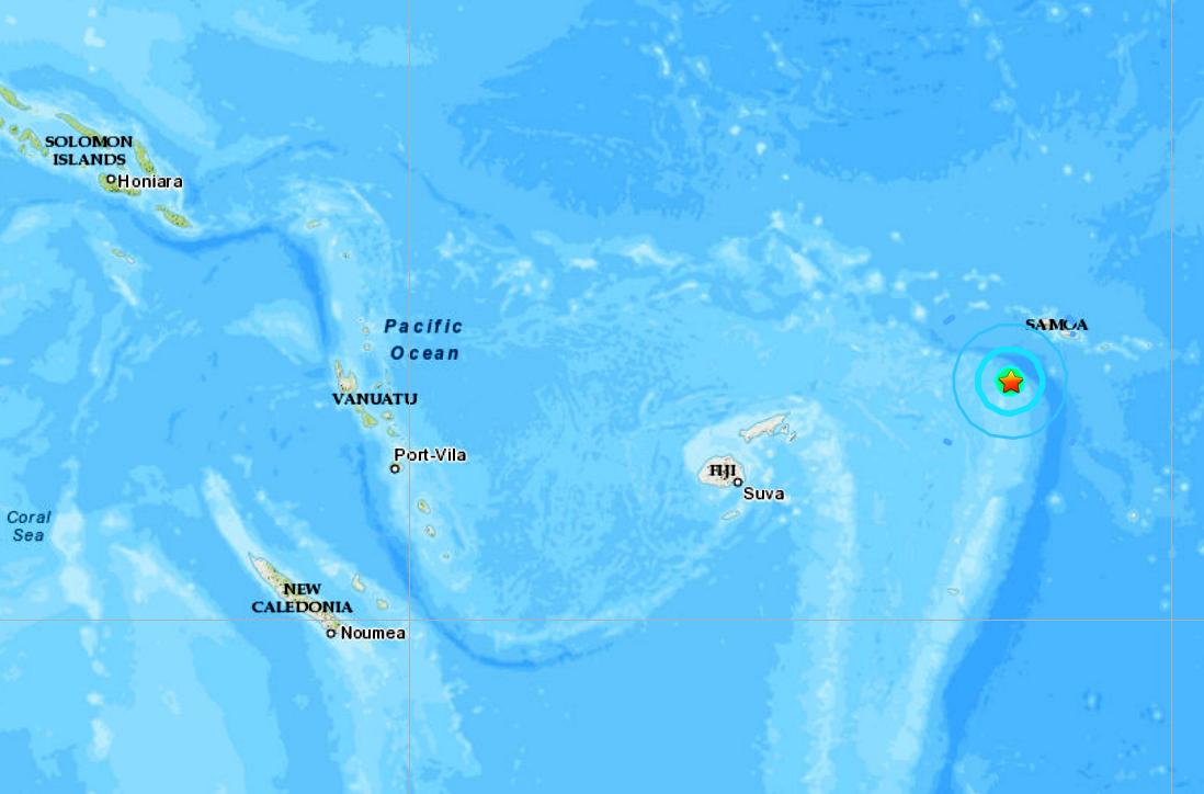 TONGA ISLANDS - 11-7-20