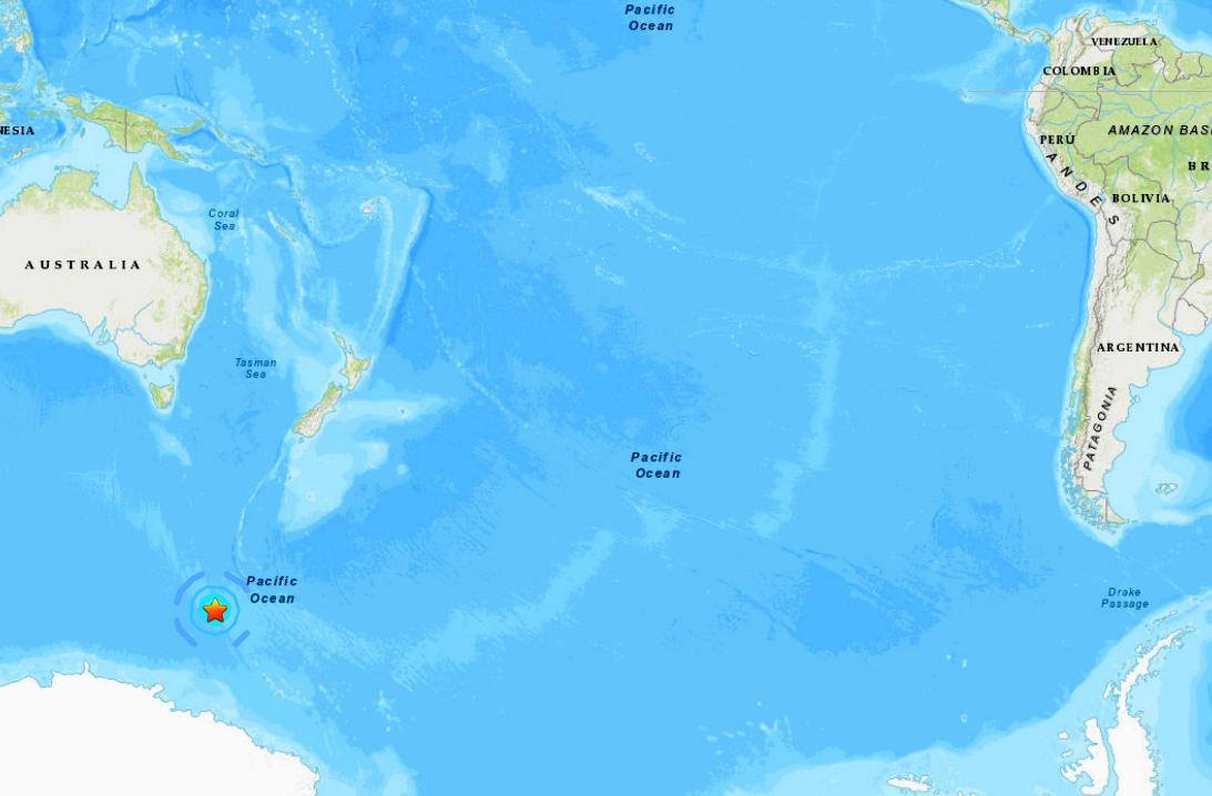BALLENY ISLANDS - 12-1-20