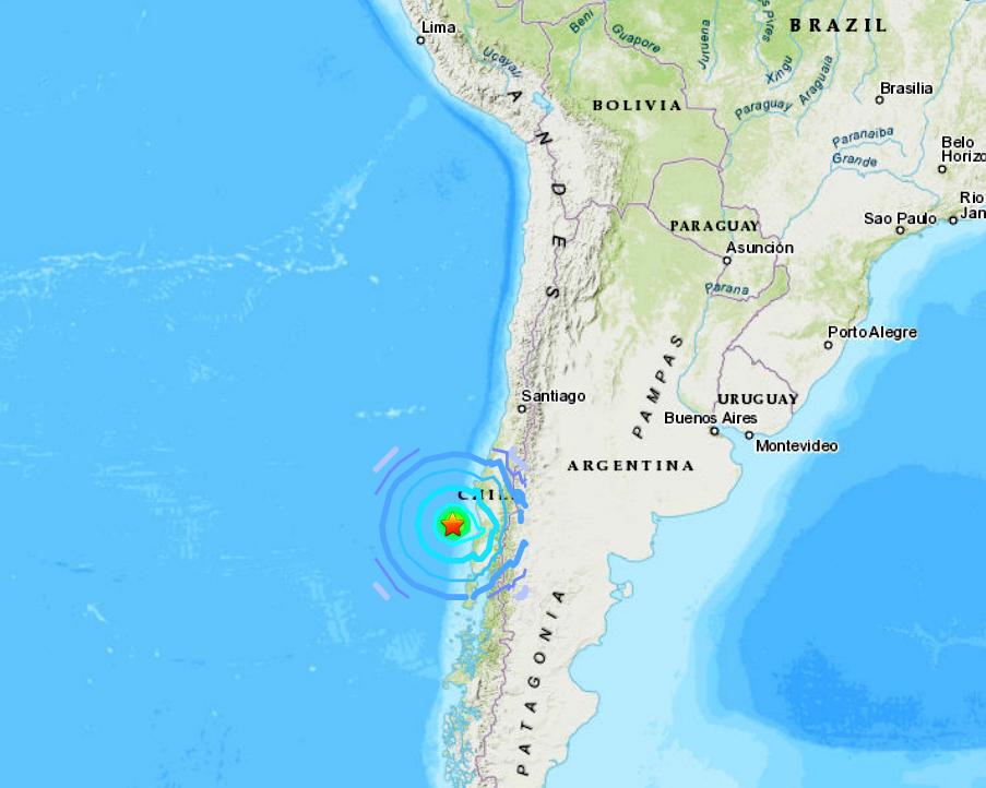 CHILE - 12-27-20