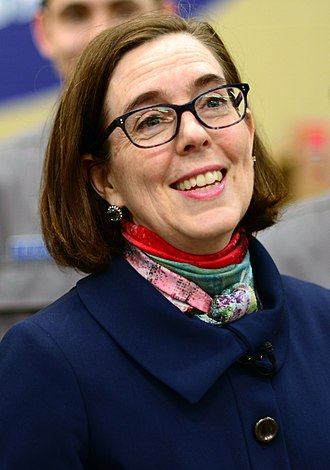 Governor Kate Brown Oregon