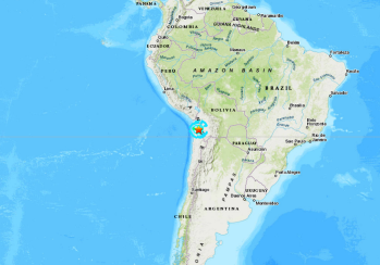 TARAPACA CHILE - 12-6-20