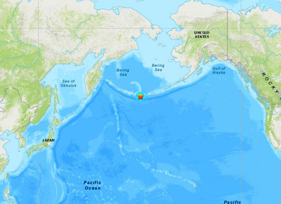 ALEUTIAN ISLANDS - 1-3-21