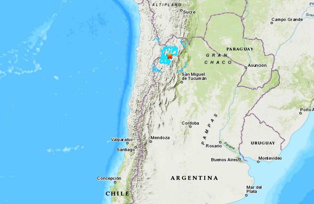ARGENTINA - 1-10-21