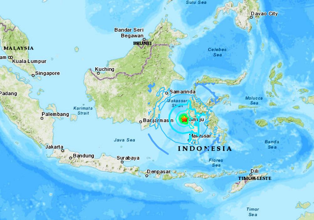INDONESIA - 1-14-21