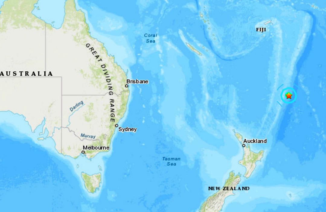 NEW ZEALAND - 1-6-21